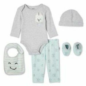 ELLEN | 5 Piece Infant Set 0-3 Month
